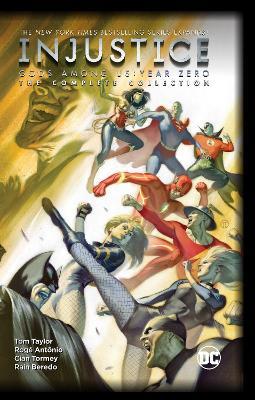 Injustice: Gods Among Us: Year Zero book