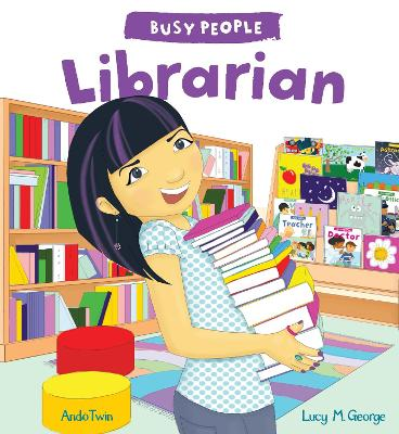 Busy People: Librarian book