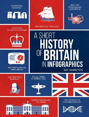 A Short History of Britain in Infographics by Ray Hamilton