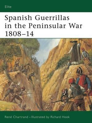 Spanish Guerrilla in the Peninsular War by Richard Hook