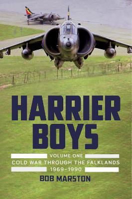 Harrier Boys by Bob Marston