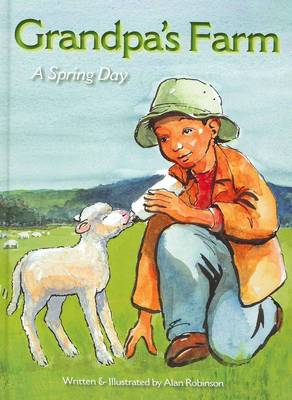 A Spring Day by Alan Robinson
