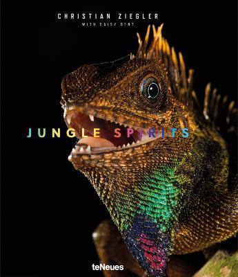 Jungle Spirits book