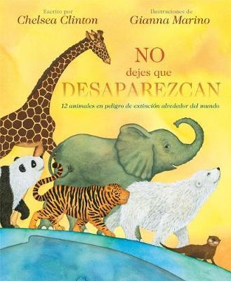No Dejes Que Desaparezcan book