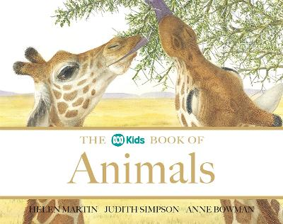 The ABC Book of Animals by Helen Martin