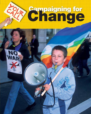Campaigning for Change by Jillian Powell