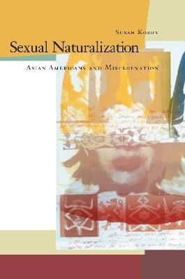 Sexual Naturalization book