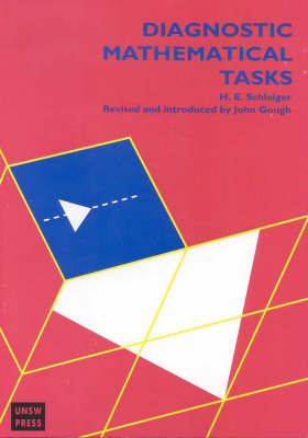 Diagnostic Mathematical Tasks by J Gough