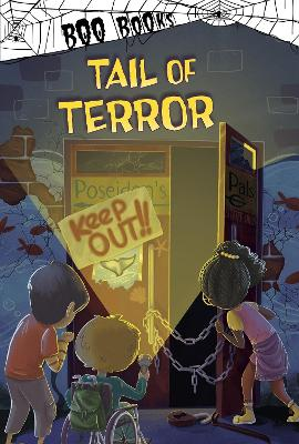 Tail of Terror by John Sazaklis