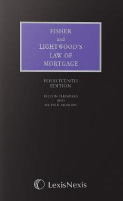 Fisher and Lightwood's Law of Mortgage by Wayne Clark