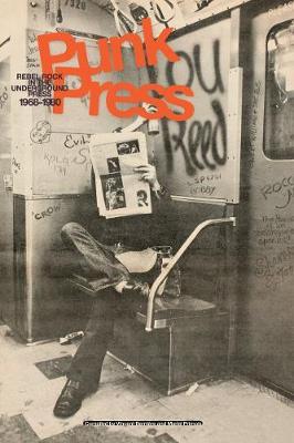 Punk Press by Vincent Berniere