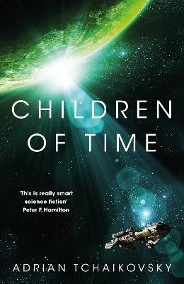 Children of Time by Adrian Tchaikovsky