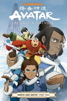 Avatar: The Last Airbender - North And South Part 2 by Gene Luen Yang