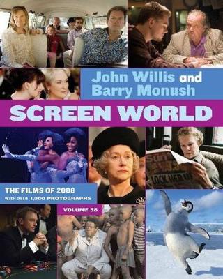 Screen World  Volume 58 by John Willis
