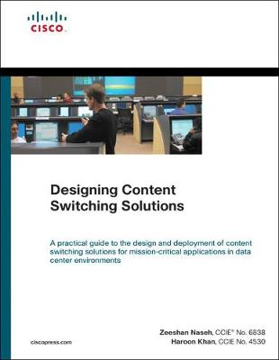 Designing Content Switching Solutions book