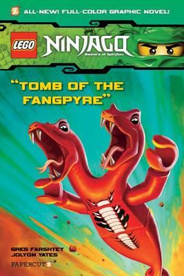 Lego Ninjago: Tomb of the Fangpyre by Greg Farshtey, Jolyon Yates