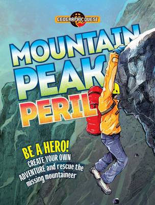 Geography Quest: Mountain Peak Peril by John Townsend