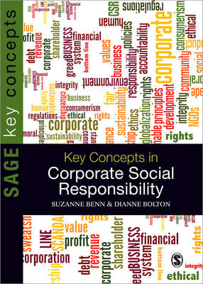Key Concepts in Corporate Social Responsibility book