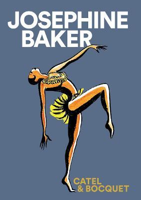 Josephine Baker by Jose-Luis Bocquet