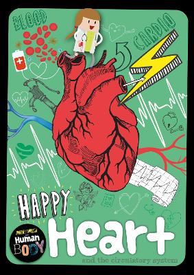 Happy Heart by Charlie Ogden