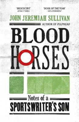Blood Horses book