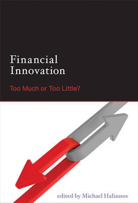 Financial Innovation by Michael Haliassos