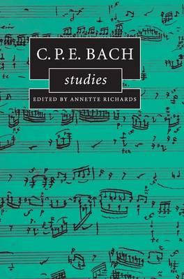 C.P.E. Bach Studies by Annette Richards