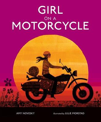 Girl on a Motorcycle book