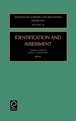 Identification and Assessment by Margo A. Mastropieri