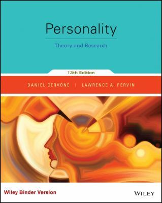 Personality by Daniel Cervone