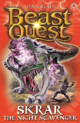 Beast Quest: Skrar the Night Scavenger by Adam Blade