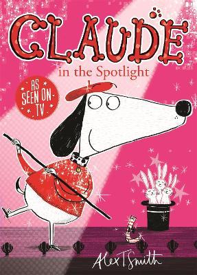 Claude in the Spotlight book