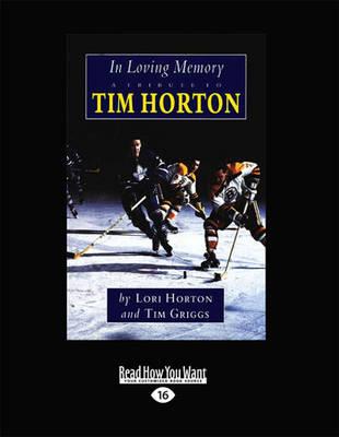 In Loving Memory by Lori Horton