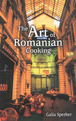 Art of Romanian Cooking, The book