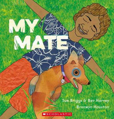 My Mate by Bronwyn Houston