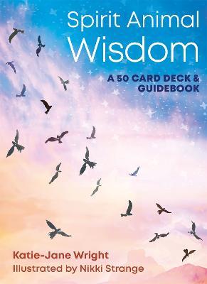 Spirit Animal Wisdom Cards book