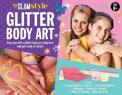 Glitter Body Art by Susie Linn