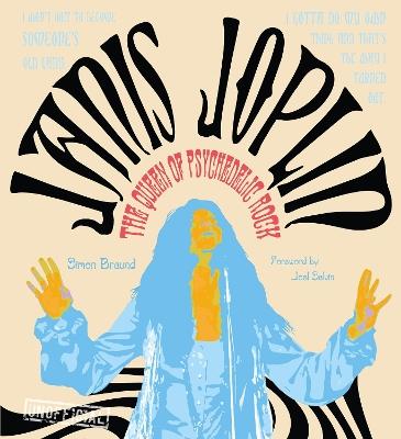 Janis Joplin by Simon Braund