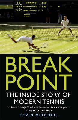 Break Point by Kevin Mitchell