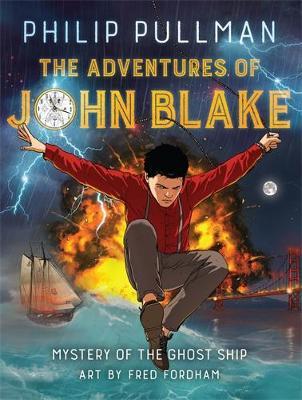 Adventures of John Blake by Philip Pullman
