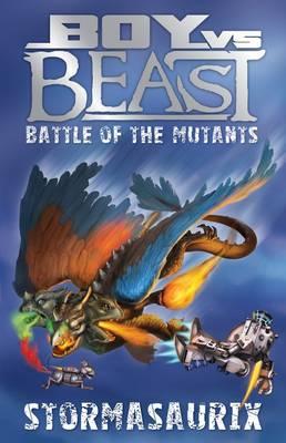 Battle of the Mutants - Stormasaurix by Mac Park