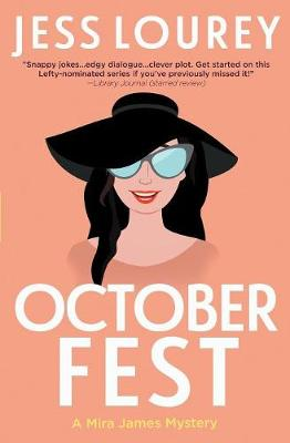 October Fest: Humor and Hijinks by Jess Lourey
