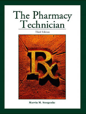 Pharmacy Technician book