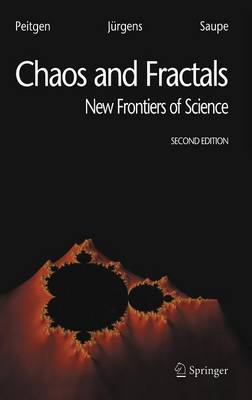Chaos and Fractals by Heinz-Otto Peitgen