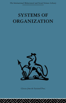 Systems of Organization book