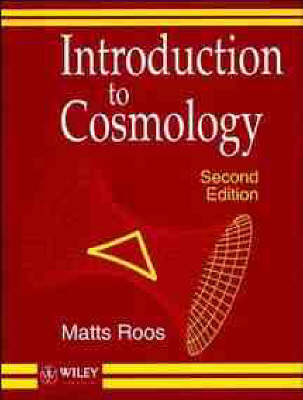Introduction to Cosmology by Matts Roos