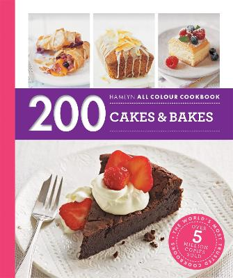 Hamlyn All Colour Cookery: 200 Cakes & Bakes by Sara Lewis