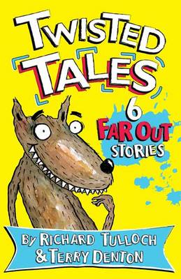 Twisted Tales book