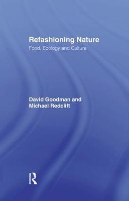 Refashioning Nature book