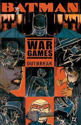 Batman War Games Act One TP by Ed Brubaker